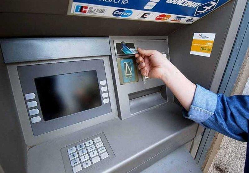 bancomat banca marche