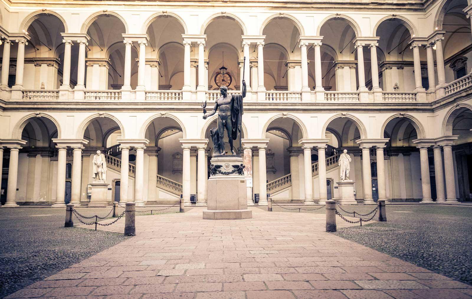 Brera Museum Milan