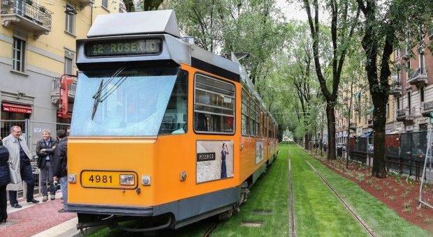 Tram 12 Milano