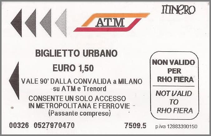 biglietto atm