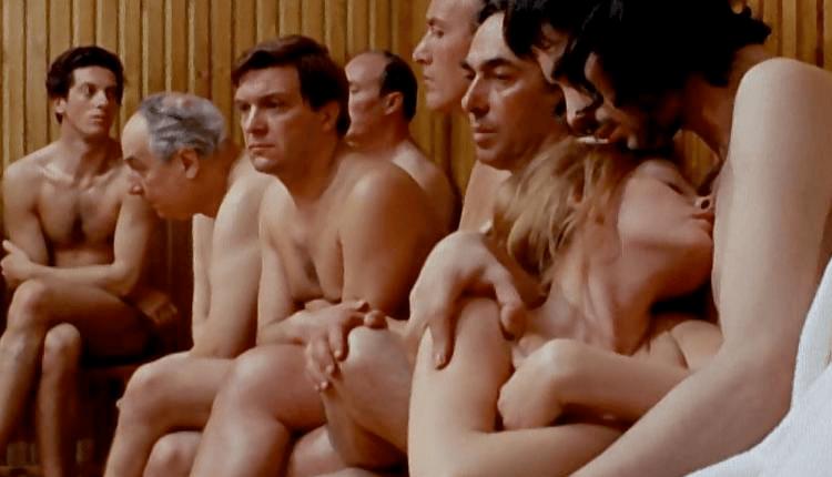 i cannibali sauna