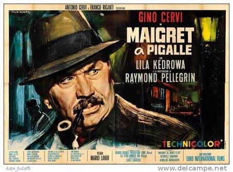 Simenon Maigret G CERVI