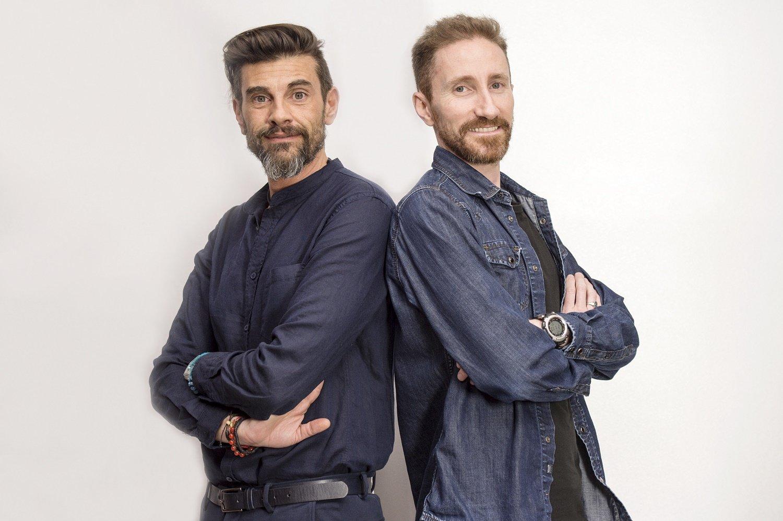 Maurizio Rossato e Giancarlo Cattaneo