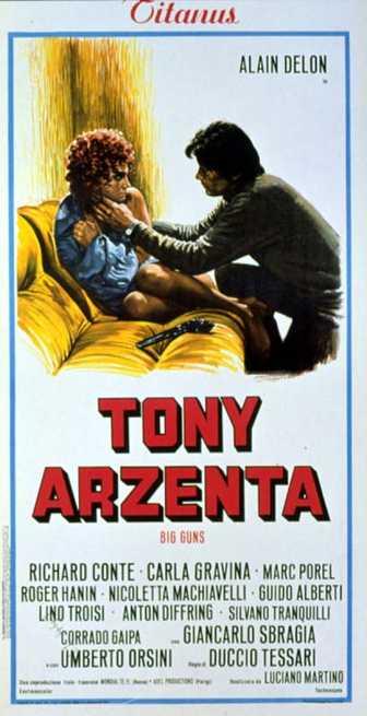 tony arzenta_locandina
