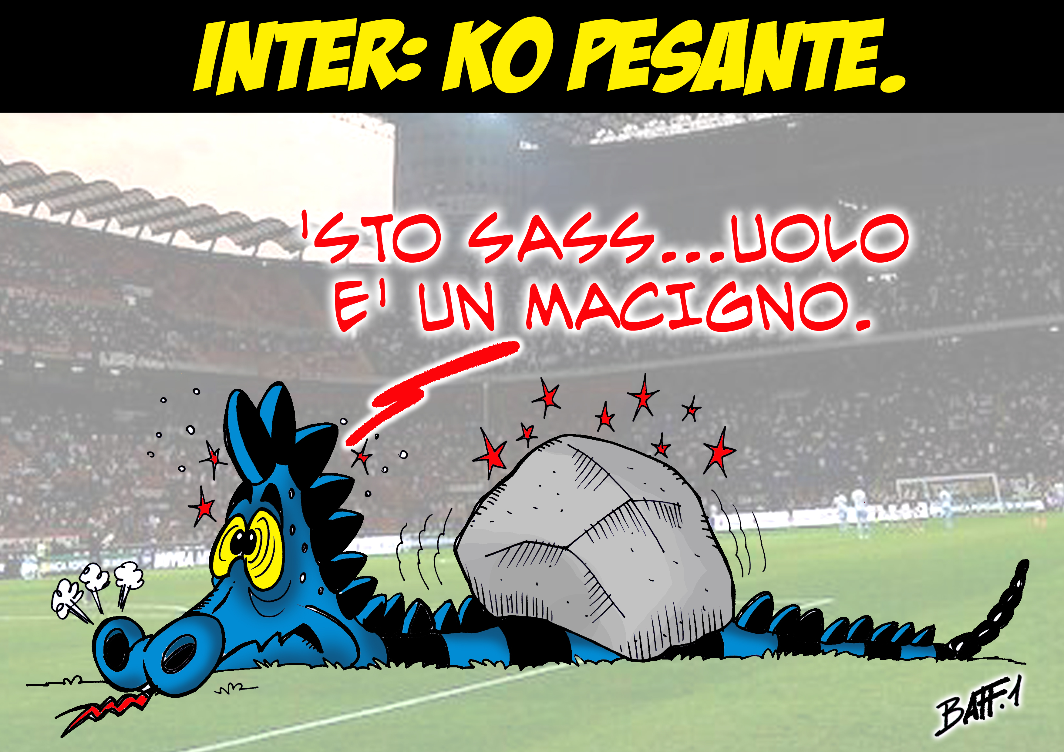 INTER-SASSUOLO 1-2