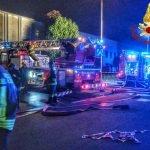 incendio Settimo Milanese 1