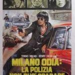 MILANO ODIA - LA POLIZIA NON PUO' SPARARE