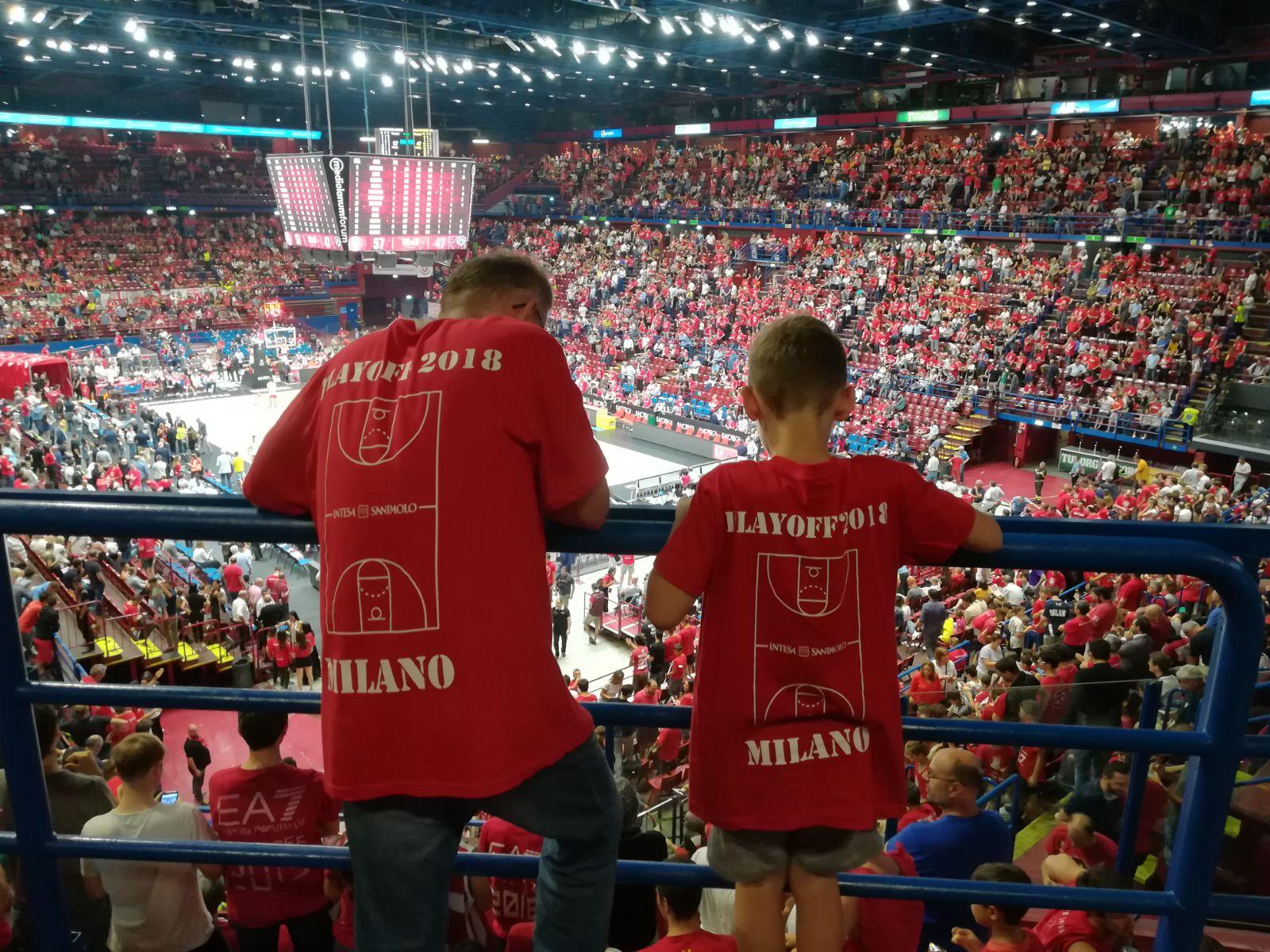 forum Milano Trento