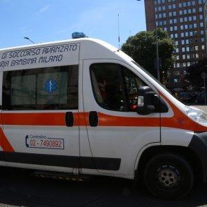 ambulanza bambini