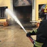 Incendio Cesano Maderno