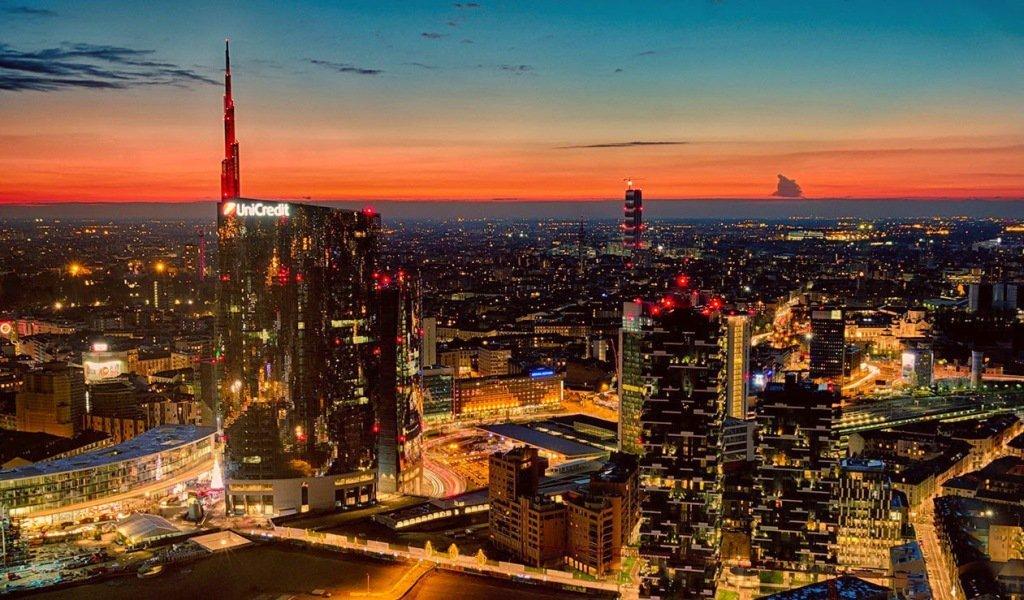 Milano notte