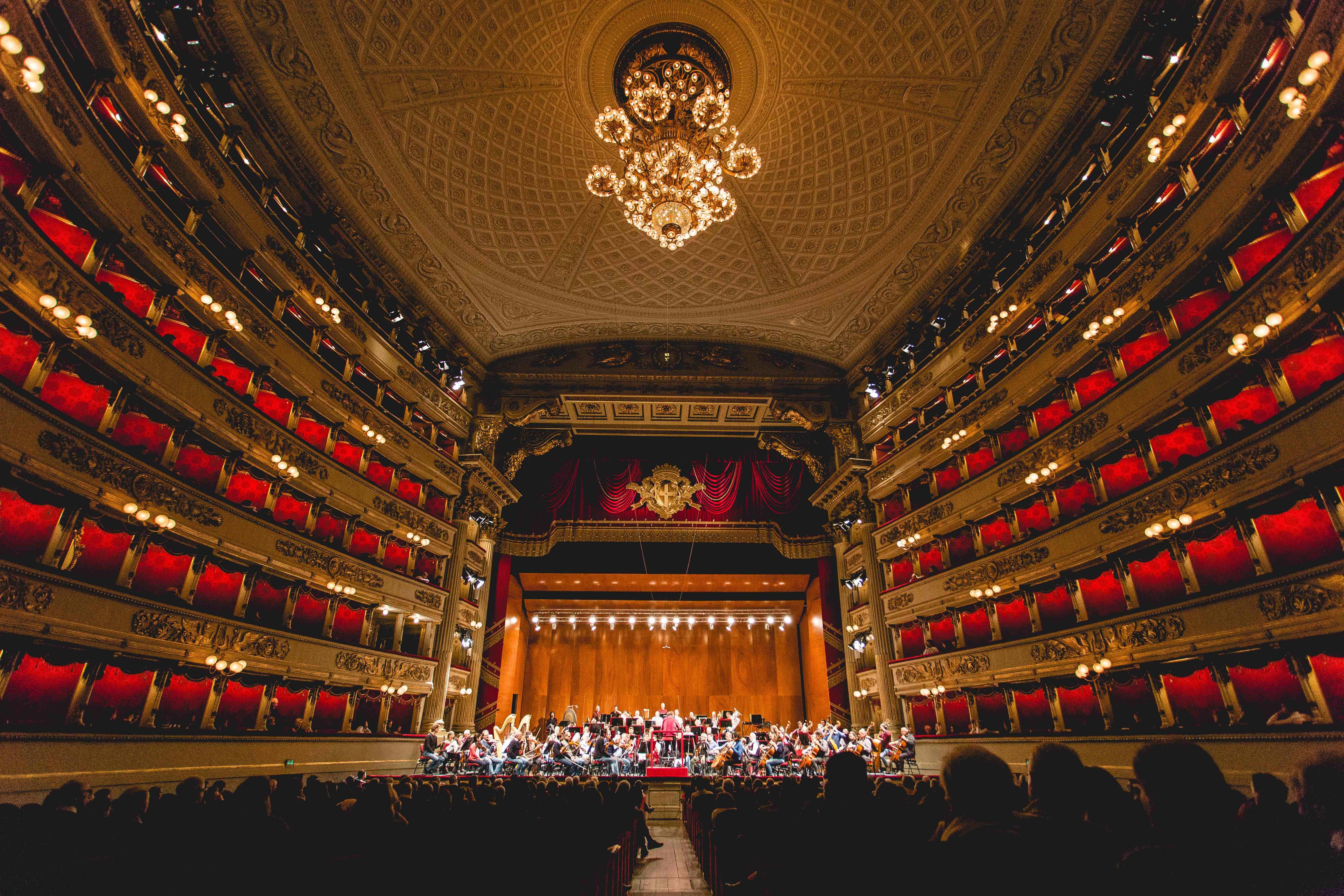 Filarmonica della Scala (C) Giuseppe Peletti
