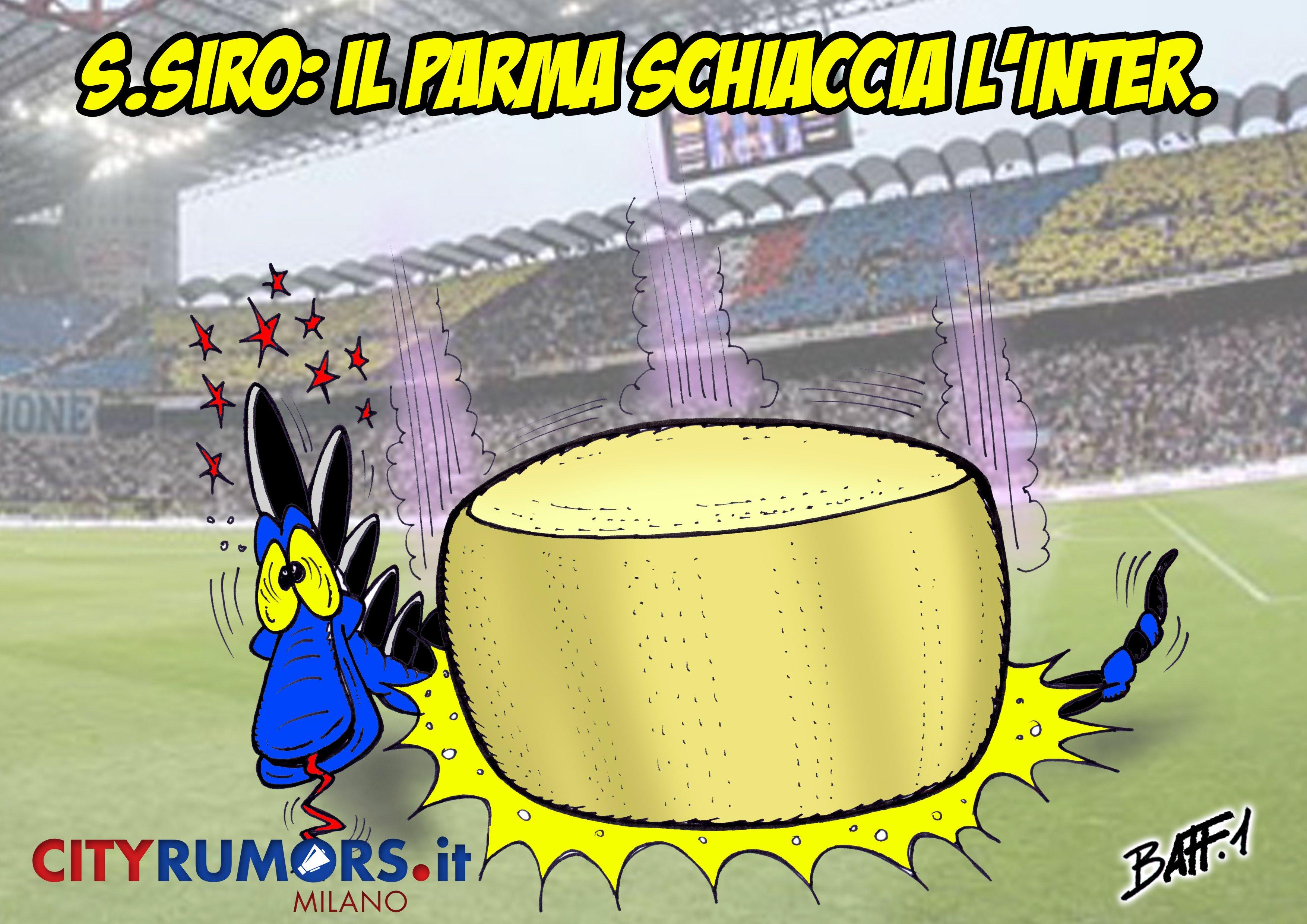 Parma Batte Inter