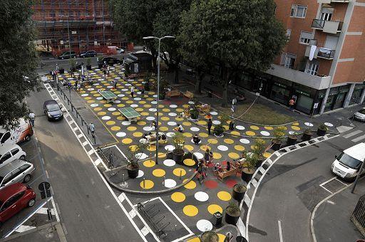 Piazza Dergano