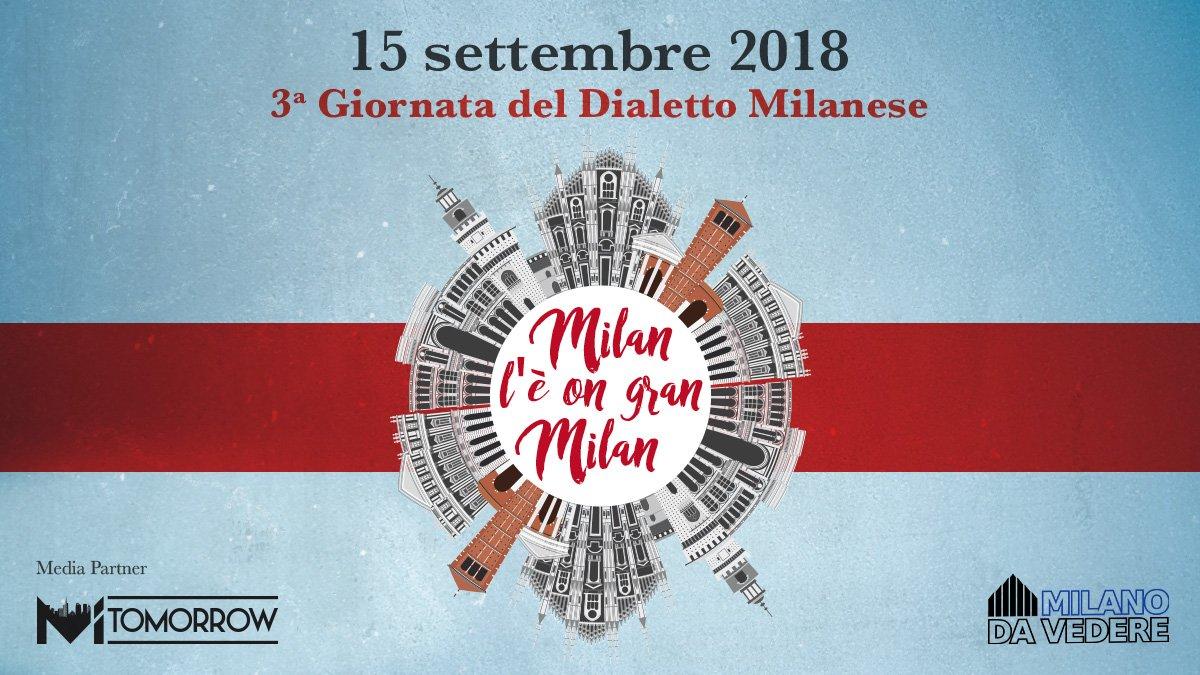 Giornata del Dialetto Milanese | Notizie Milano - Cityrumors