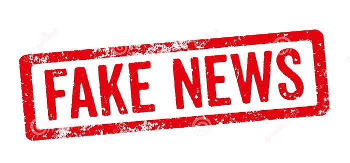 Fake news… di Pasquale De Feo