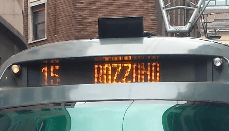 rozzano tram 15