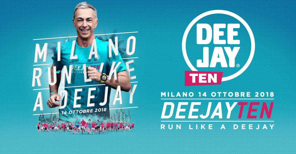 DJten Milano