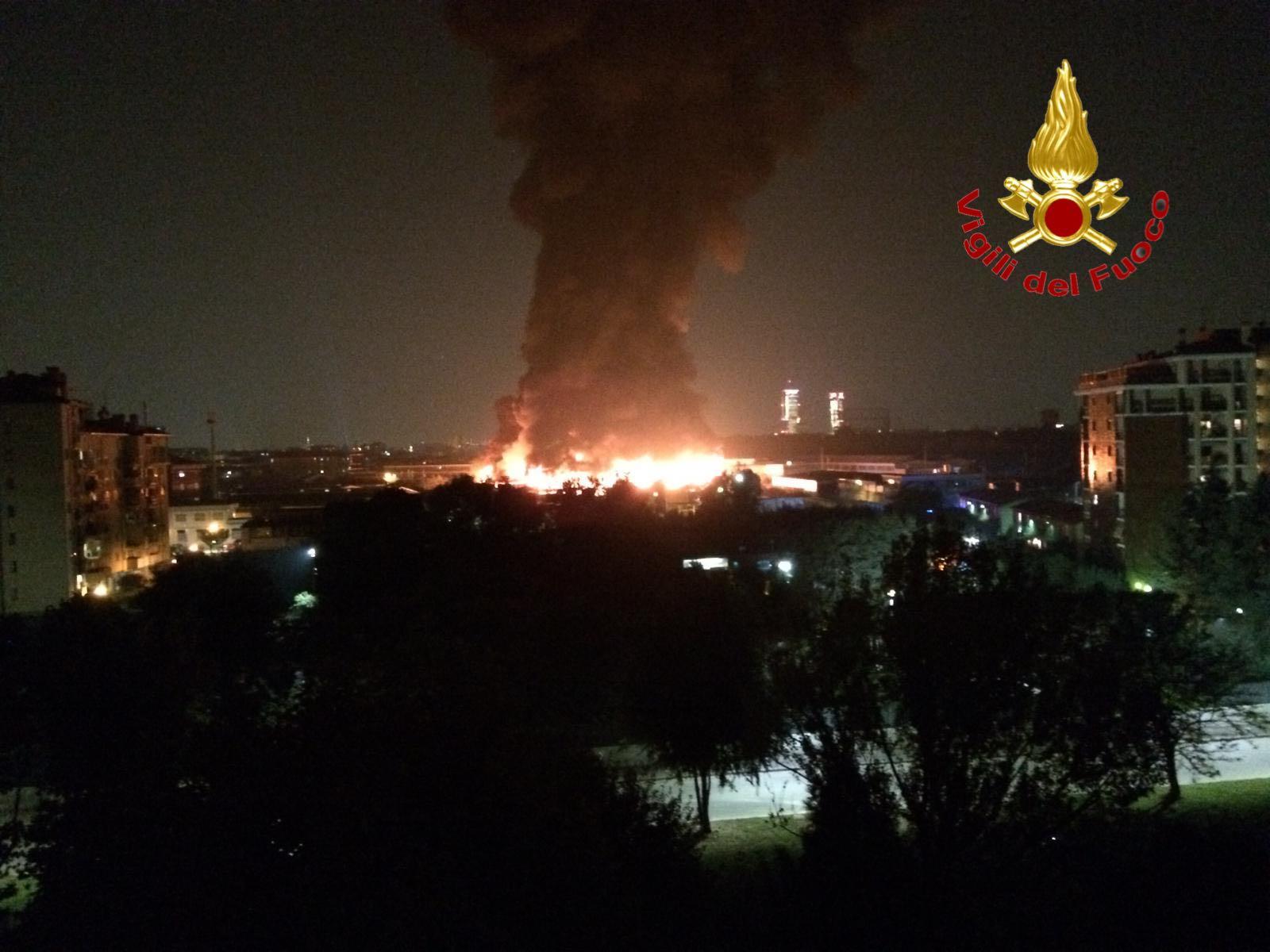 Incendio Chiasserini
