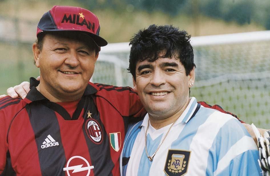 Tifosi Maradona Boldi