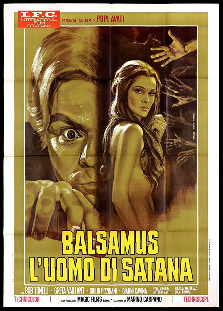 Balsamus l uomo di satana