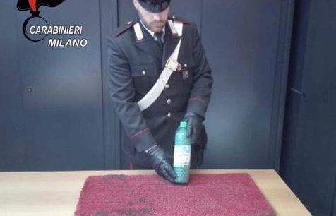 acido carabinieri