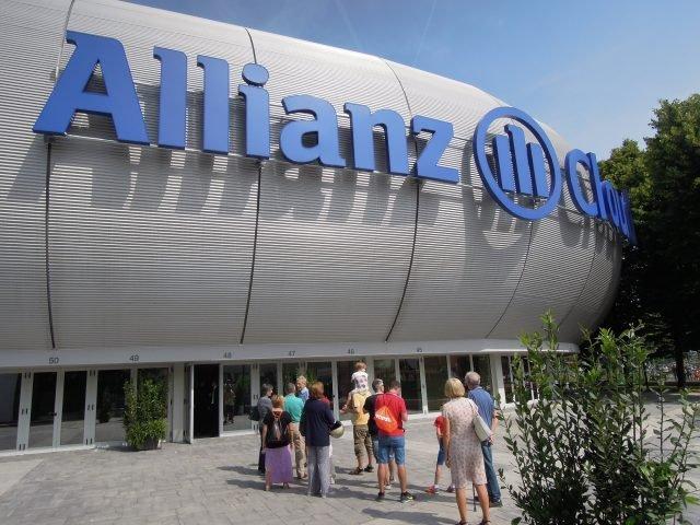 Palalido Allianz CRMilano