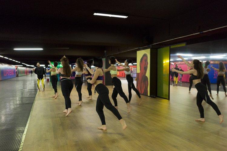 danza mezzanino porta venezia