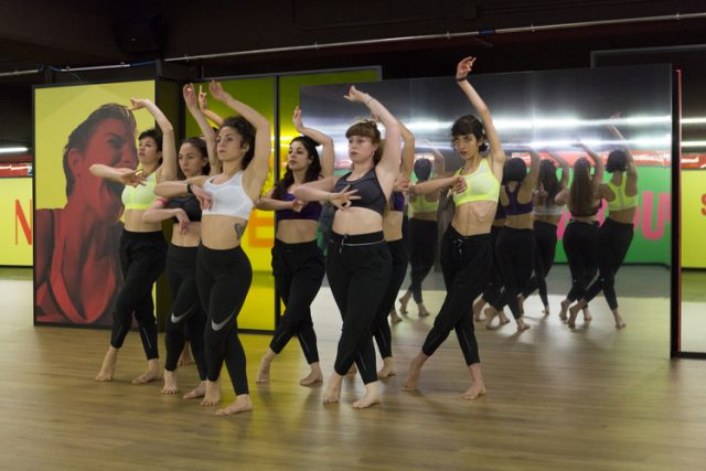 Danza porta venezia mezzanino