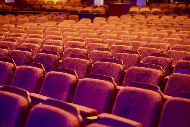 platea teatro