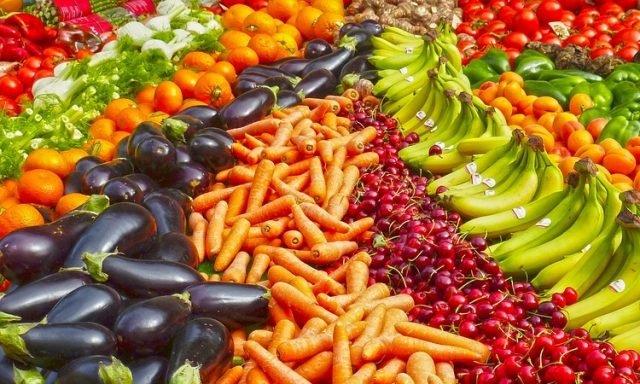 cibo verdura