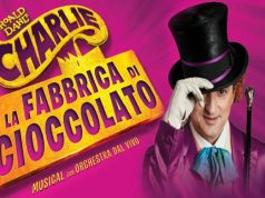 fabbrica cioccolato musical