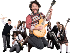 school of rock lillo