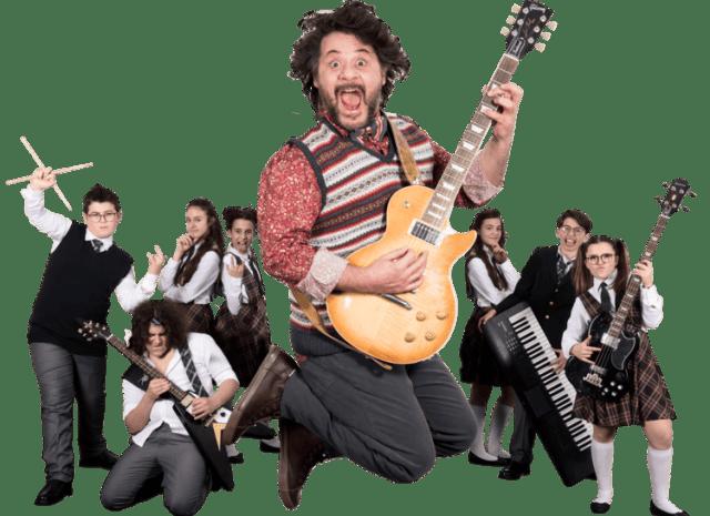school of rock lillo