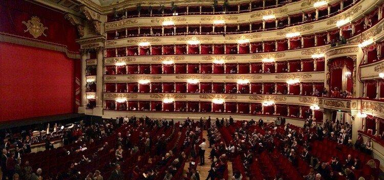 Prima Teatro alla Scala