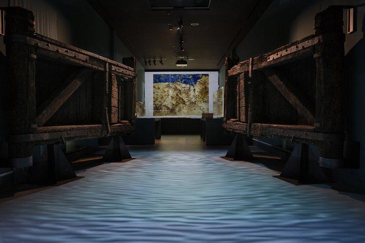 Le Nuove Gallerie Leonardo Da Vinci - Ph. Lorenza Daverio