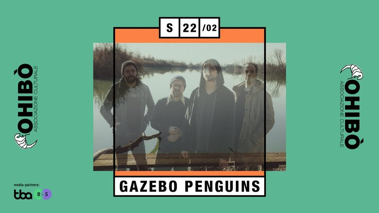 Gazebo Penguins