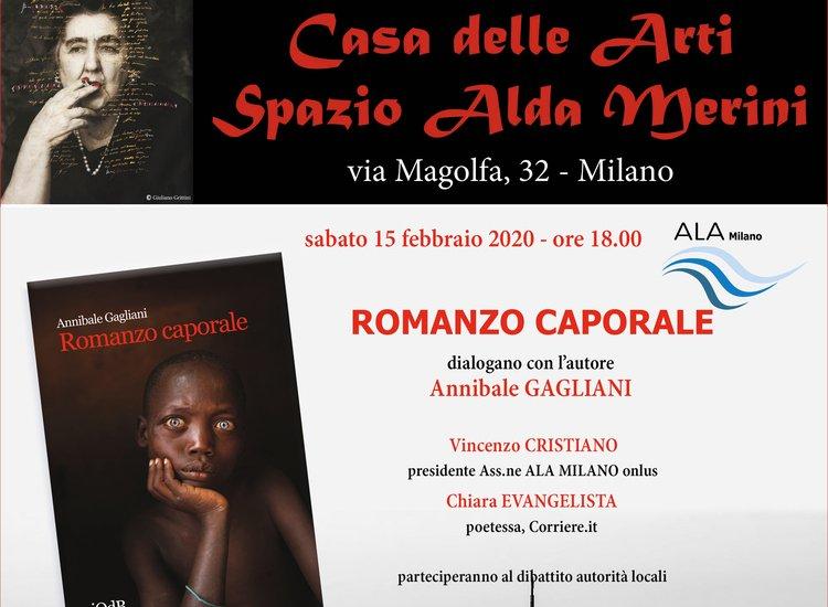 Romanzo Caporale di Annibale Gagliani