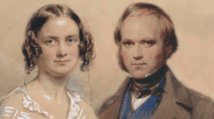 Charles ed Emma Darwin
