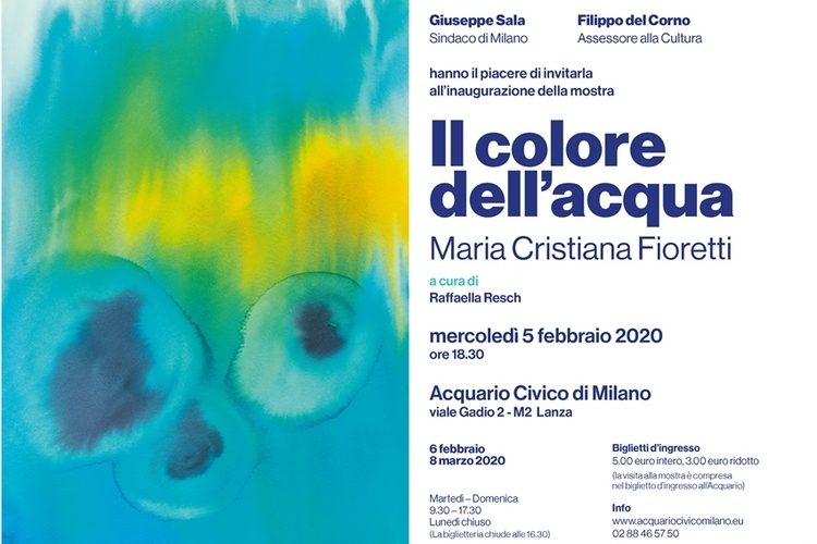 Maria Cristiana Fioretti - Il colore dell'acqua