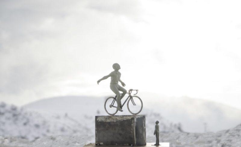 Ciclismo: Lombardia celebra Pantani con statua a Plan di Montecampione (2)