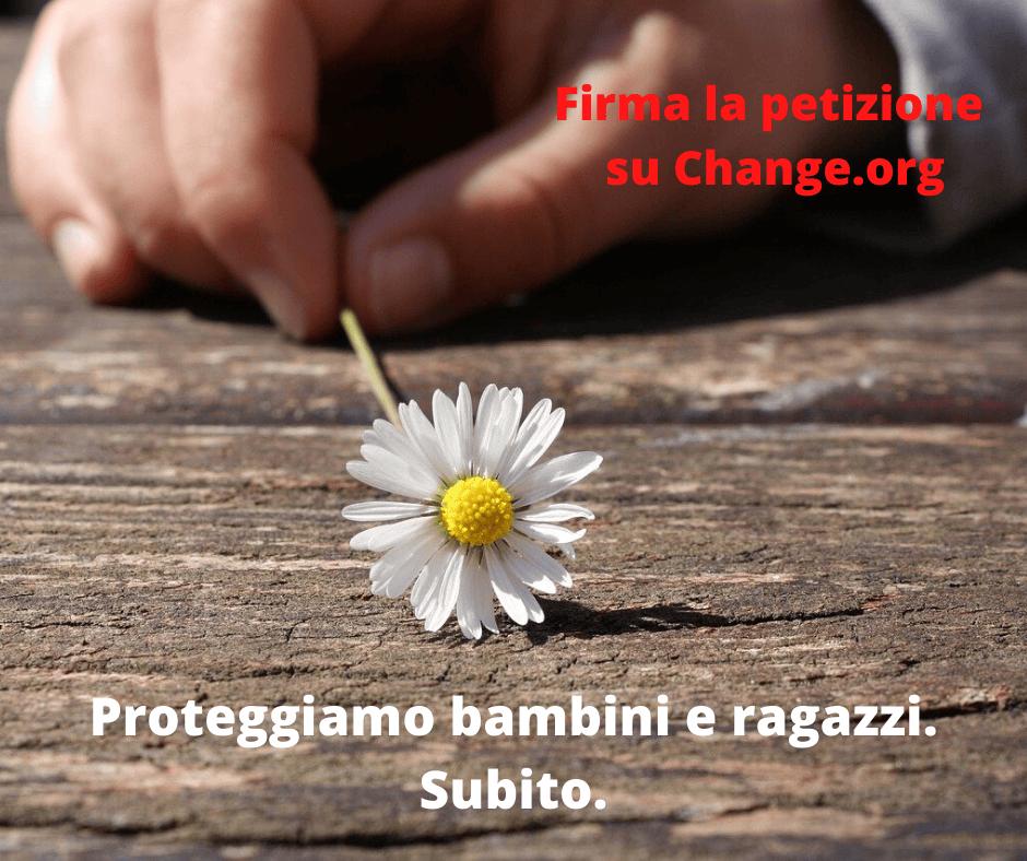 Petizione Change.org
