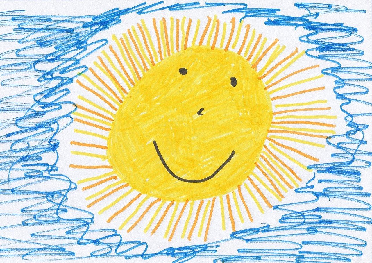 disegno bambini pennarelli