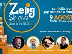 Zelig summer estate sforzesca